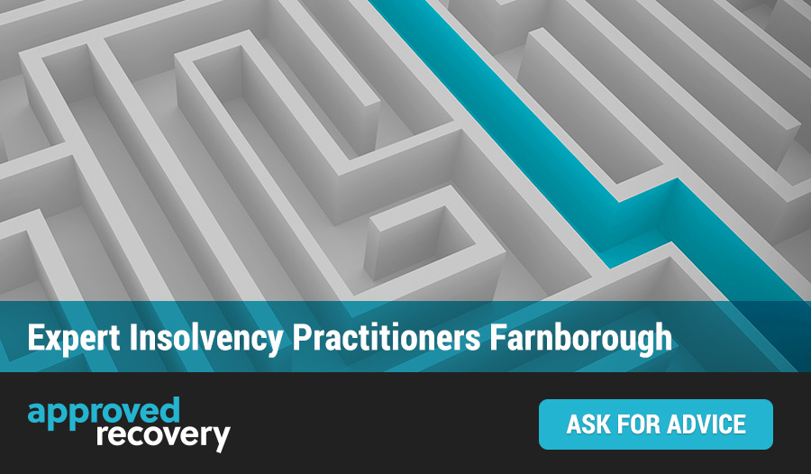 Insolvency Practitioners Farnborough